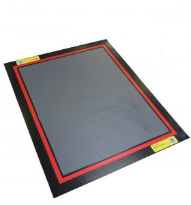 Electrostatic Discharge Protection Dycem Floating Floor Slate