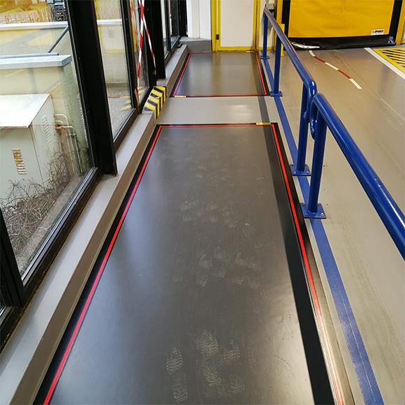 Contamination Control Floor Mats for Cosmetics 344