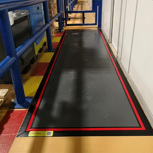Contamination Control Floor Mats for cosmetics 3343